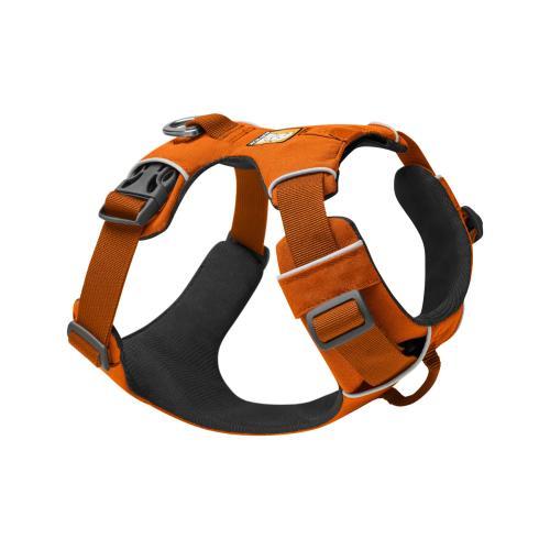 Ruffwear 2020 Front Range Dog Harness in Campfire Orange