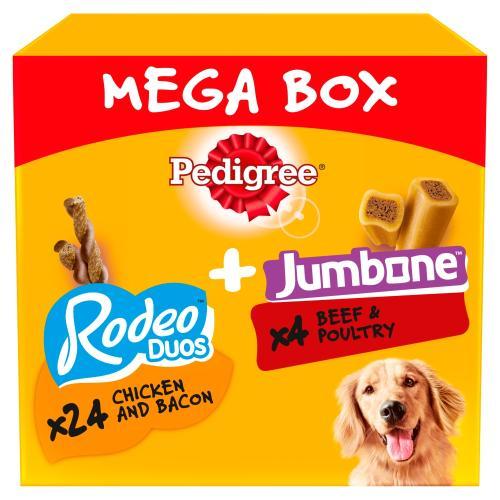 Pedigree Mega Box of Medium Dog Treats