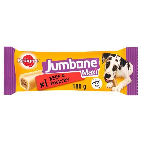 Pedigree Jumbone Beef & Poultry Dog Treats