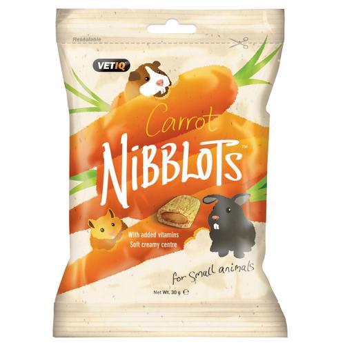 Mark & Chappell VetIQ Nibblots Small Pet Treats