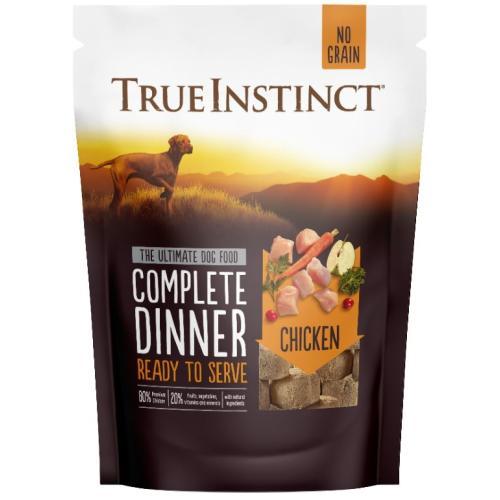 True Instinct Freeze Dried Chicken Adult Dog Food
