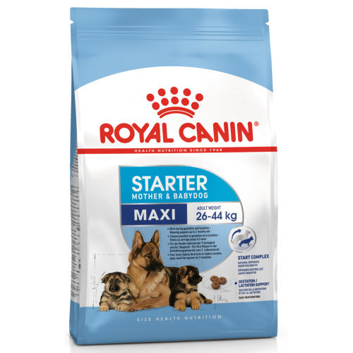 Royal Canin Maxi Starter Mother & Babydog Adult and Puppy Dog Food