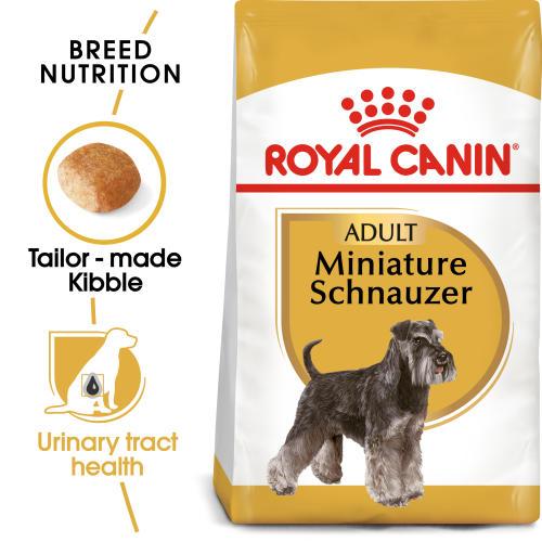 Royal Canin Miniature Schnauzer Adult Dog Food