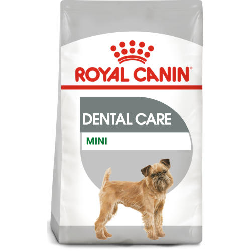 ROYAL CANIN Mini Dental Care Adult Dry Dog Food