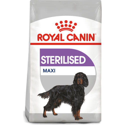 Royal Canin Maxi Sterilised Care Adult Dry Dog Food