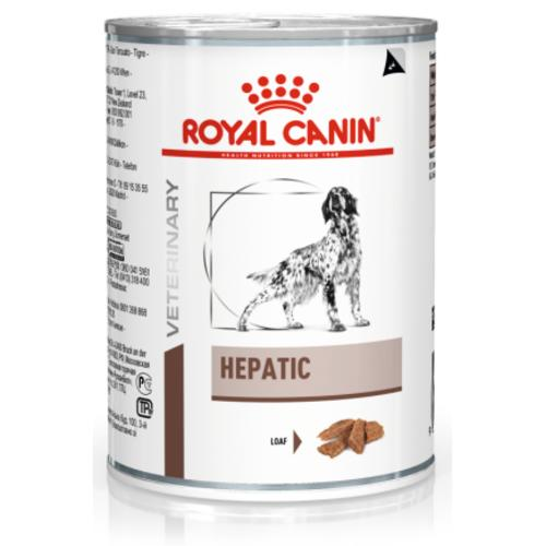 Royal Canin Veterinary Hepatic HF 16 Dog Food Cans