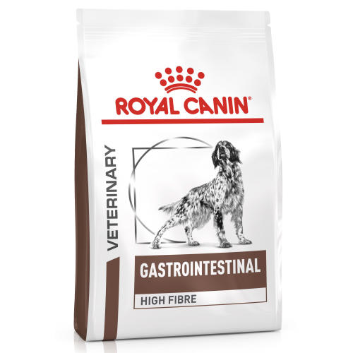 Royal Canin Veterinary Gastro Intestinal High Fibre Dog Food