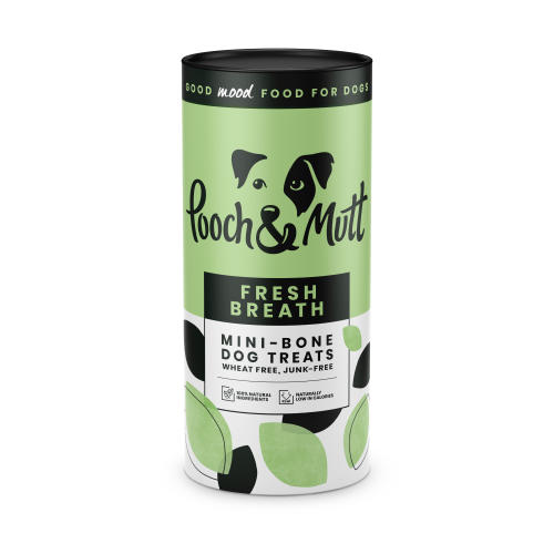 Pooch & Mutt Fresh Breath Natural Dog Treats