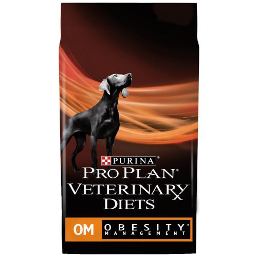 PRO PLAN VETERINARY DIETS Canine OM Obesity Management Dog Food