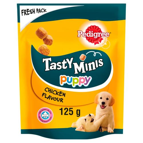 Pedigree Tasty Minis Chicken Puppy Treats