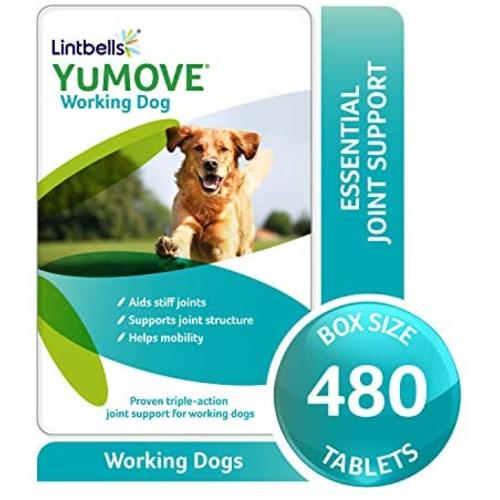 Yumove Working Dog Tablets