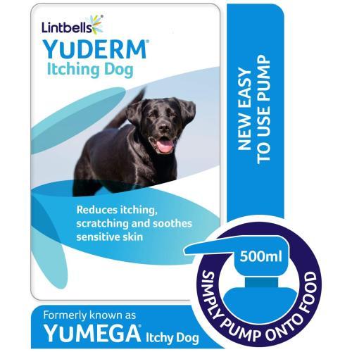 YuDERM Itchy Dog for Sensitive & Itchy Skin