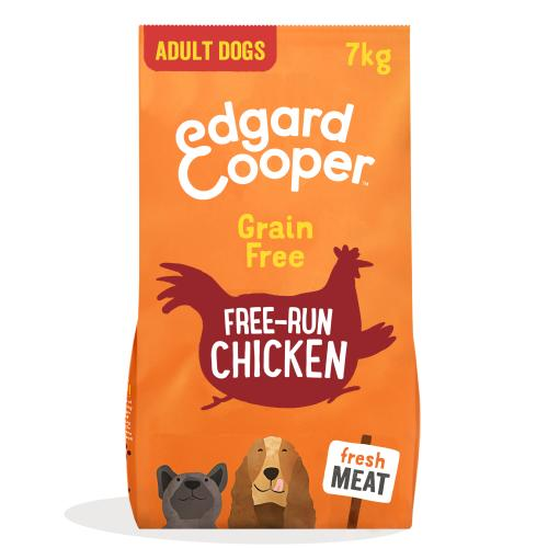 Edgard & Cooper Fresh Chicken Grain Free Adult Dog Food