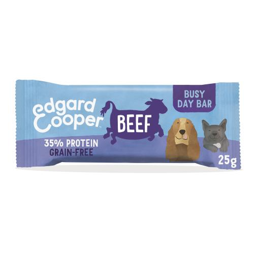 Edgard & Cooper Brilliant Beef Busy Day Bar Dog Treat
