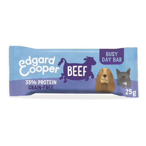 Edgard & Cooper Brilliant Beef Busy Day Bar Dog Treat