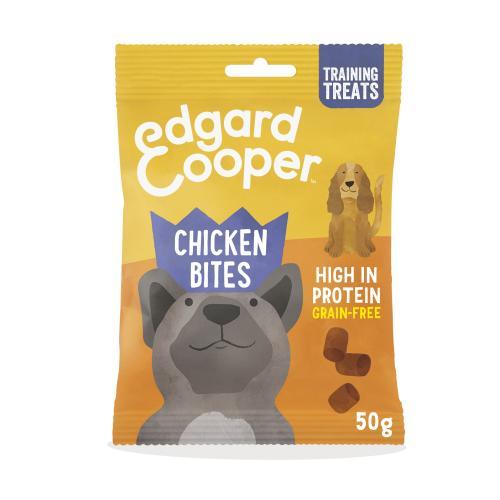 Edgard & Cooper Champion Chicken Bites Dog Treats