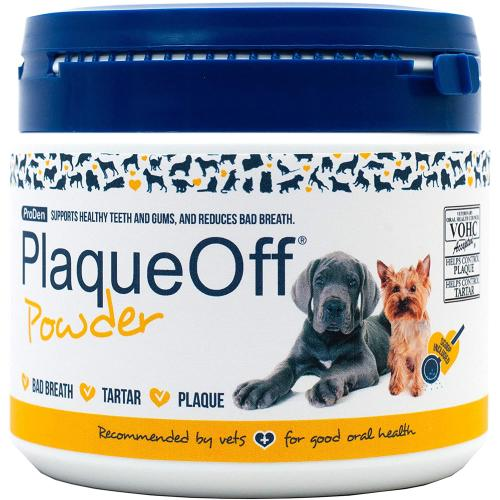 Proden Plaque Off Powder for Dogs