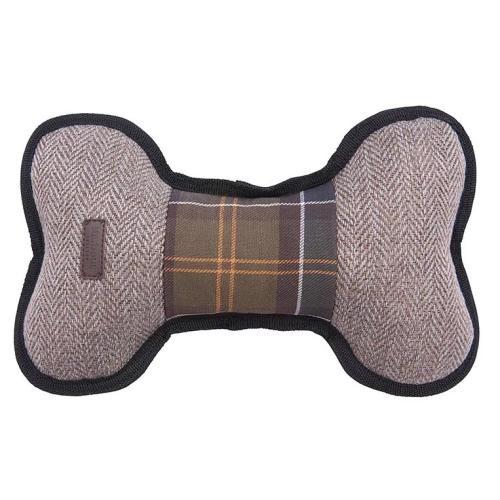 Barbour Bone Dog Toy