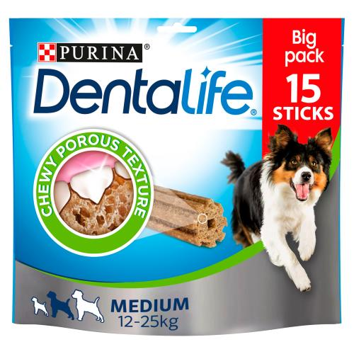 Dentalife Medium Adult Dog Chews