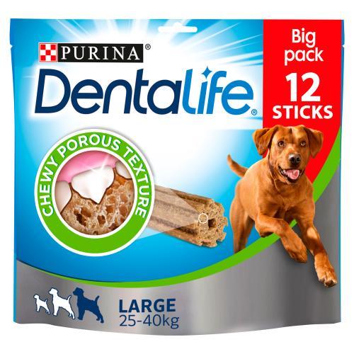 Purina Dentalife Large Dog Chews
