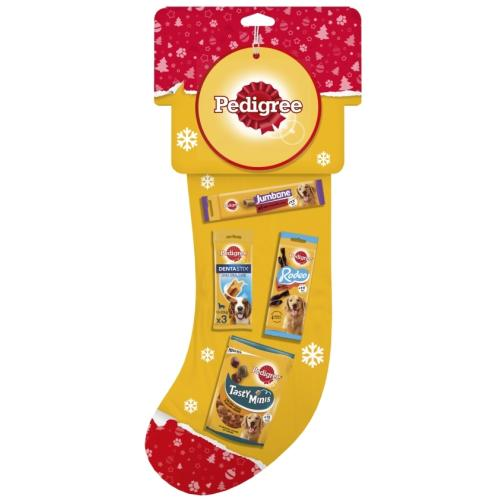 Pedigree Christmas Stocking Dog Treats