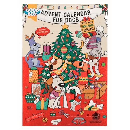 Good Boy Christmas Dog Advent Calendar