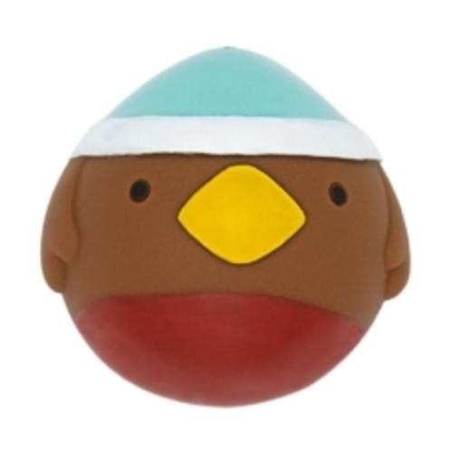 Good Boy Faceball Robin Dog Toy