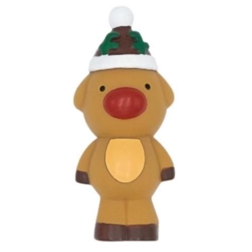Good Boy Reindeer Squeaky Dog Toy