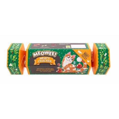 Meowee Meaty Cracker Cat Treat