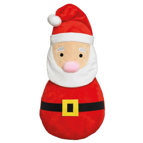 Good Boy Plush Santa Dog Toy