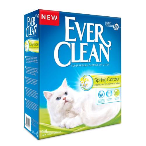 Ever Clean Spring Garden Cat Litter