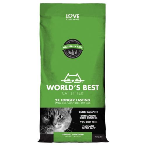 Worlds Best Cat Litter Original Clumping Formula