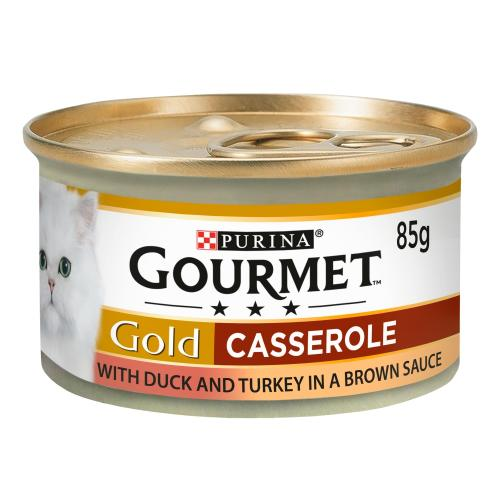 Gourmet Gold Turkey & Duck Casserole Cat Food