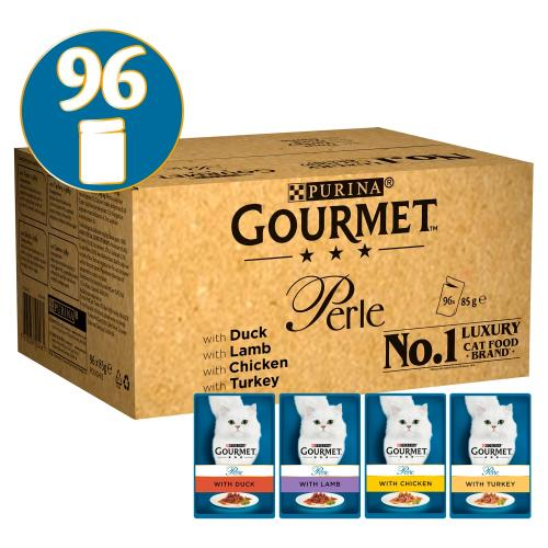 Gourmet Perle Chefs Country Collection in Gravy Cat Food