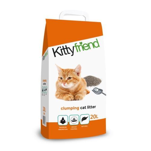 Kittyfriend Clumping Cat Litter