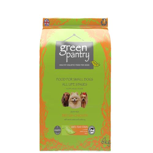 Green Pantry Chicken with Sweet Potato and Cranberry Dry Small Dog Food