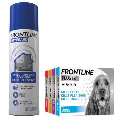 FRONTLINE Homegard Household Flea Spray