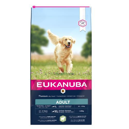 Eukanuba Lamb & Rice Large Breed Adult Dog Food