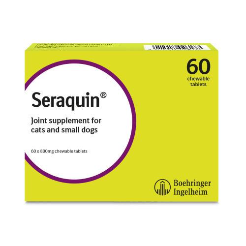 Seraquin Dog & Cat Joint Supplement