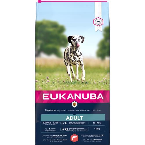 Eukanuba Salmon & Barley Large Breed Adult Dog Food