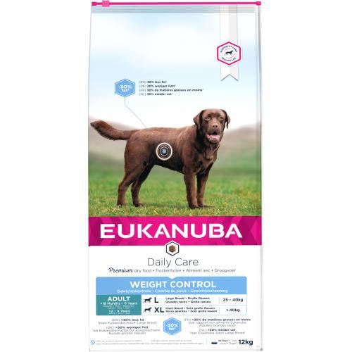 Eukanuba Weight Control Large Breed Adult Dog Food