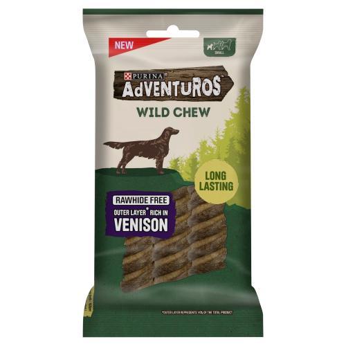 Adventuros Venison Adult Wild Dog Chews