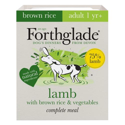 Forthglade Complete Lamb Adult Dog Food