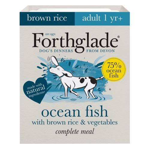 Forthglade Complete Fish Adult Dog Food
