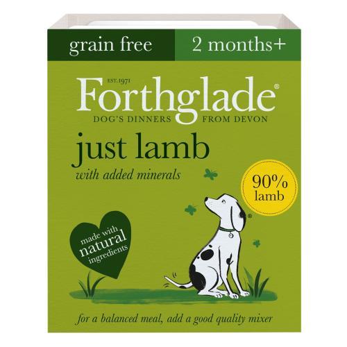 Forthglade Just Lamb Dog Food