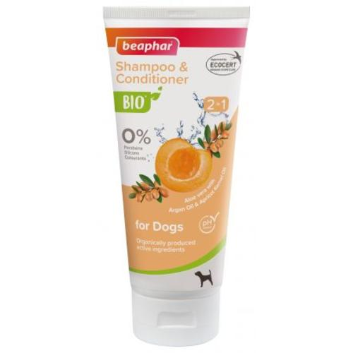 Beaphar Bio Shampoo & Conditioner for Dogs