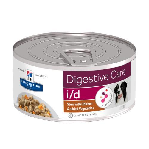 Hills Prescription Diet ID Digestive Care Chicken & Vegetable Stew Wet Dog Food