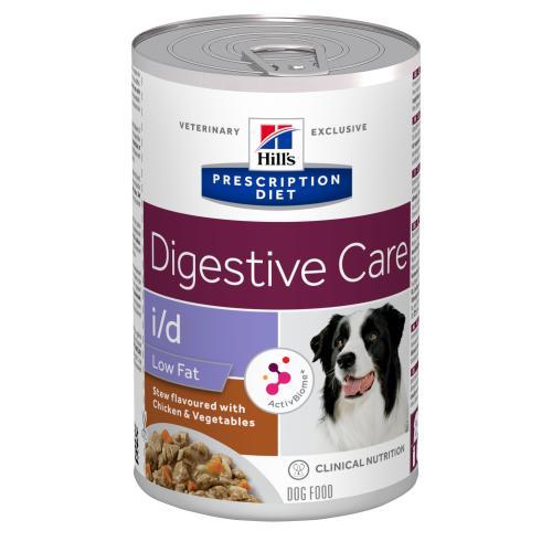 Hills Prescription Diet ID Digestive Care Low Fat Chicken & Veg Stew Wet Dog Food
