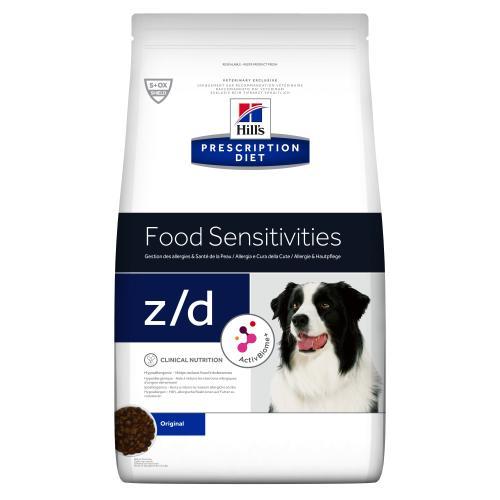 Hills Prescription Diet ZD Food Sensitivities Original Dry Dog Food