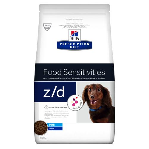 Hills Prescription Diet ZD Mini Food Sensitivities Dry Dog Food